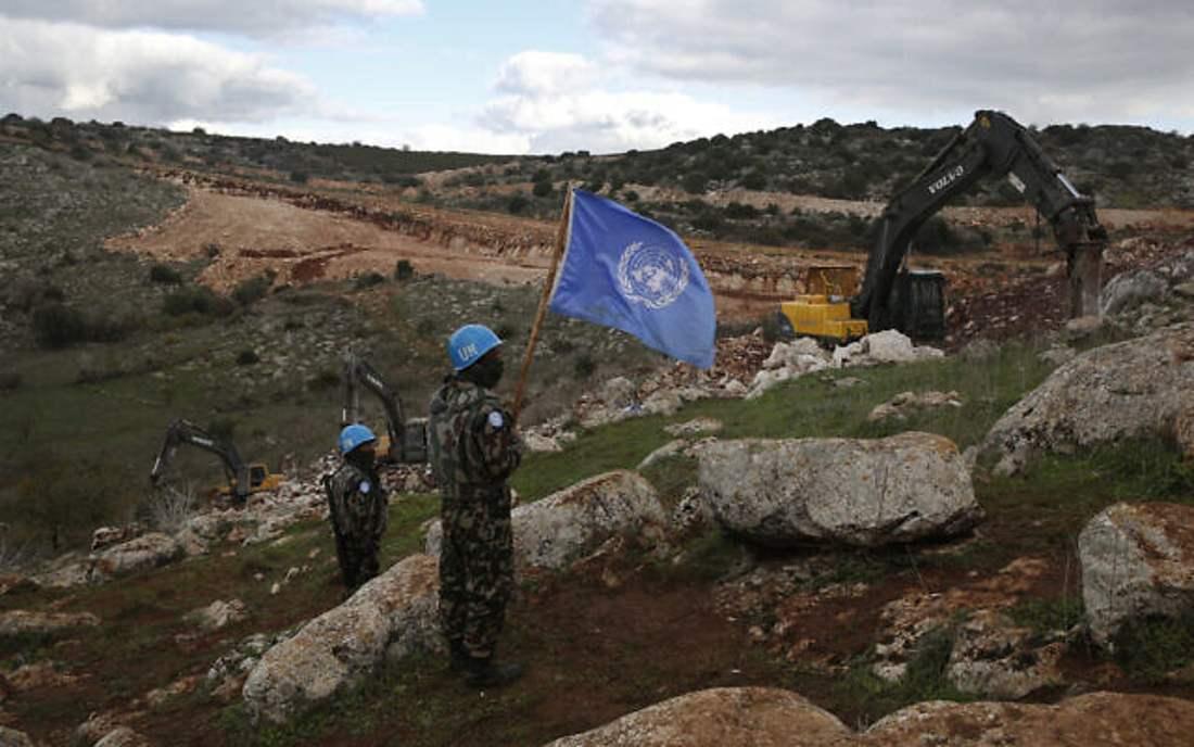 ONU otorga mayor acceso a la FPNUL a los túneles de Hezbollah en Líbano