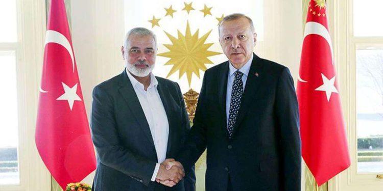 Preocupación en Egipto por estrechos lazos entre Hamas y Turquía
