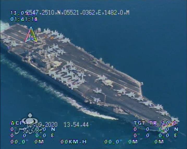 Irán afirma haber desactivado los sistemas de defensa aérea de la Armada de EE.UU. en el Golfo Pérsico