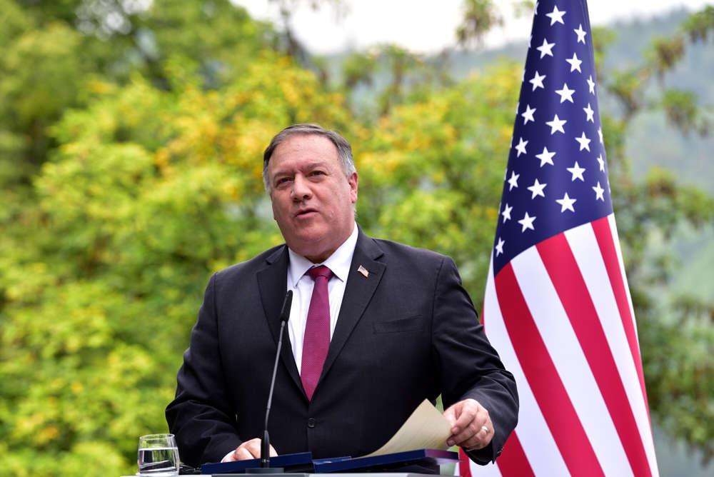 EE.UU. ha restablecido las sanciones de la ONU a Irán