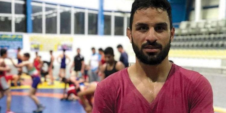 Irán amenaza con ejecutar al hermano del luchador Navid Afkari