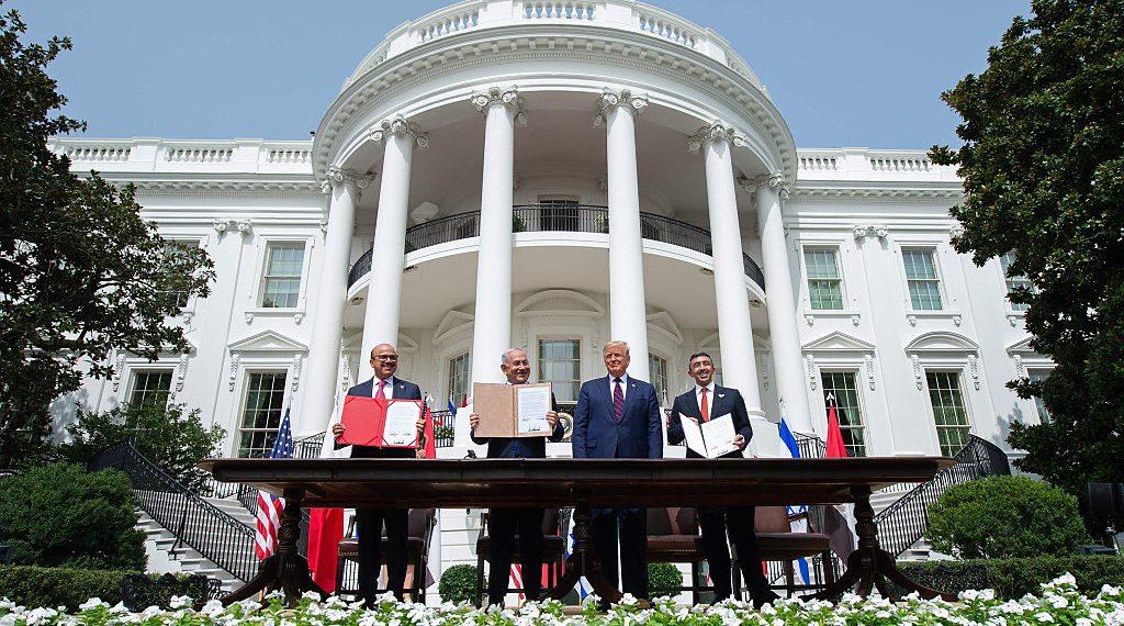 """Administración Biden dice que """"construirá"""" sobre los Acuerdos de Abraham"""