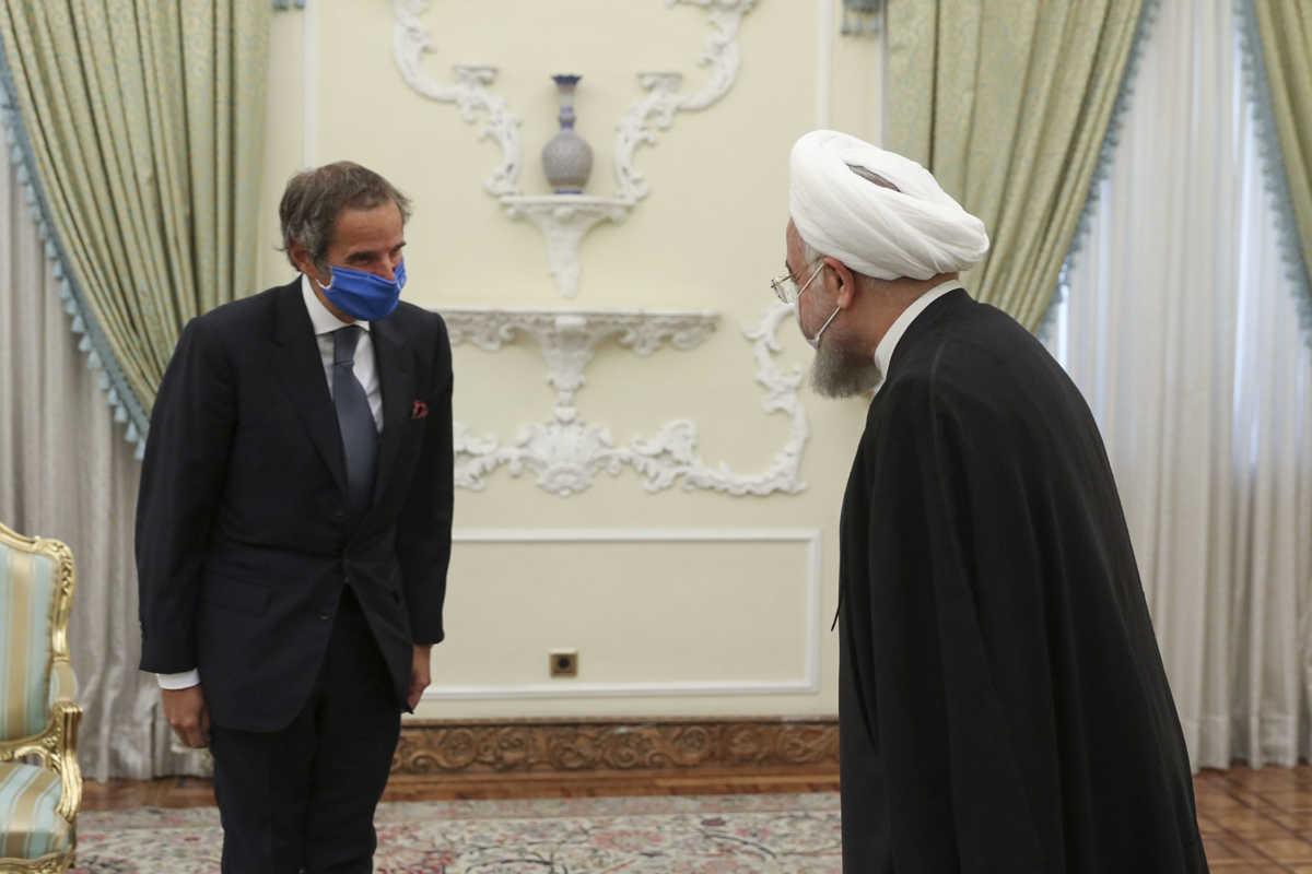 Los miembros del acuerdo nuclear con Irán se reúnen, mientras la presión de EE.UU. aumenta