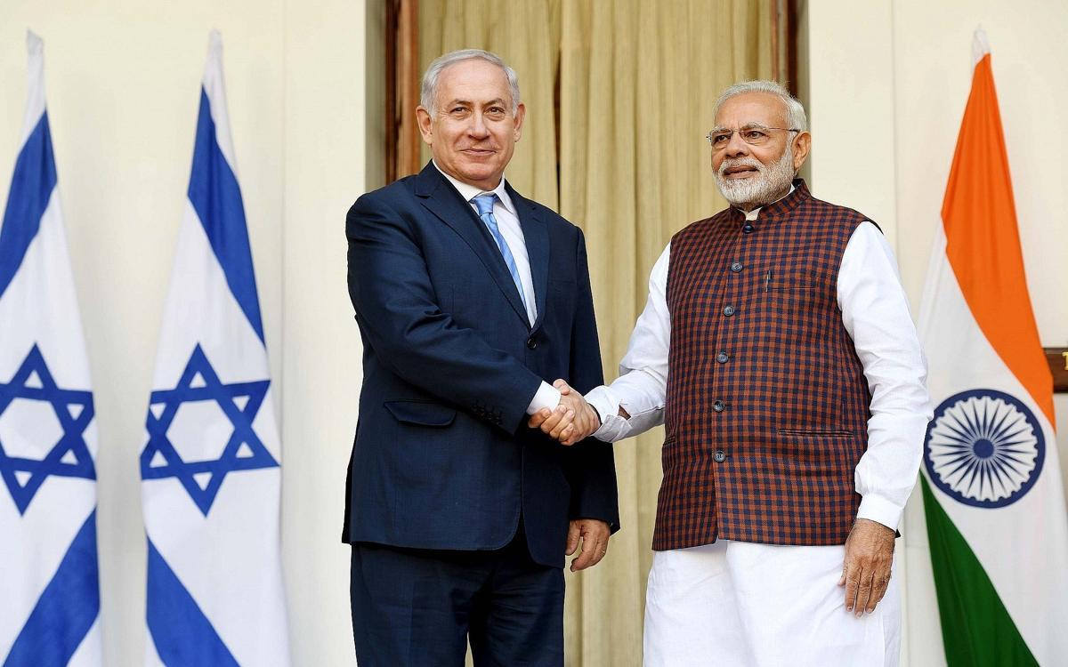 La economía de India está preparada para la tecnología israelí