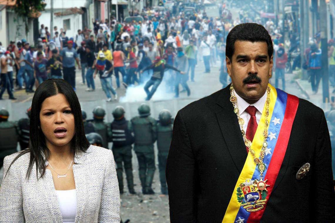 """Cómo los """"boligarcas"""" convirtieron a Venezuela en uno de los países más pobres del mundo"""