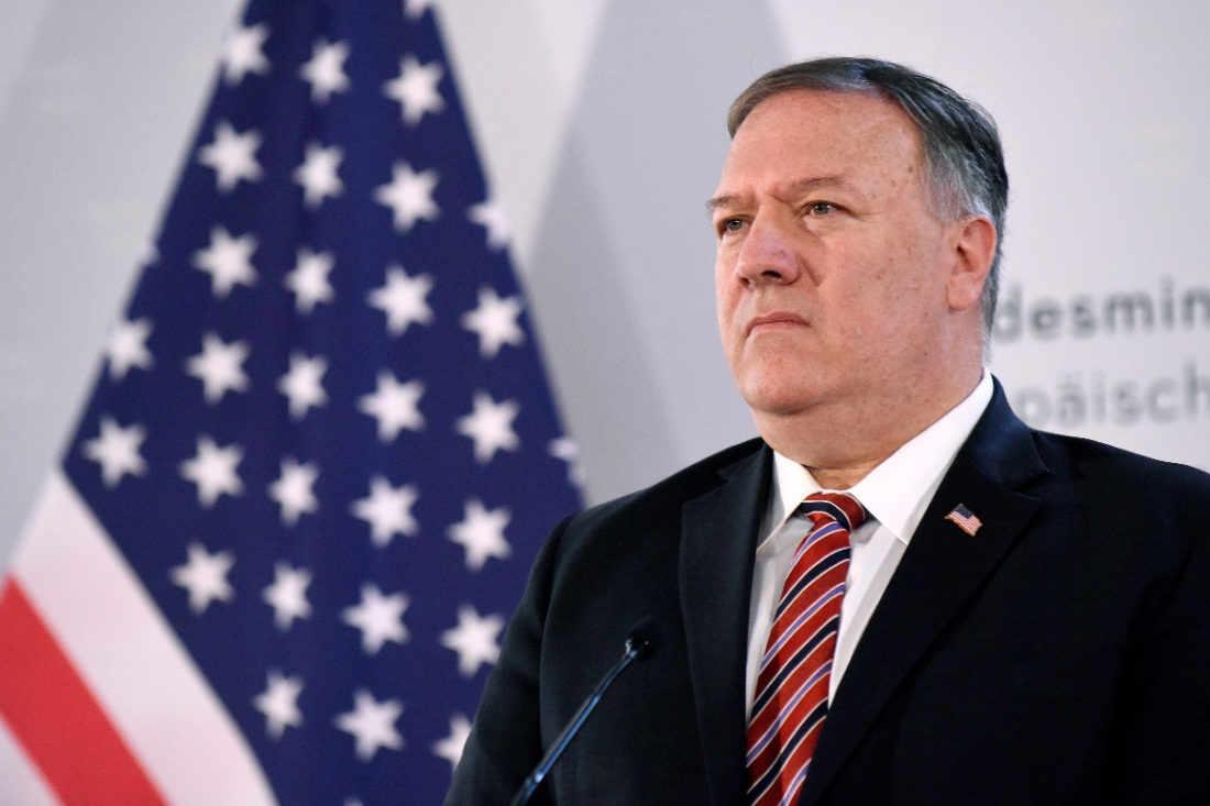 Mike Pompeo acusa a Europa de inacción sobre las armas de Irán
