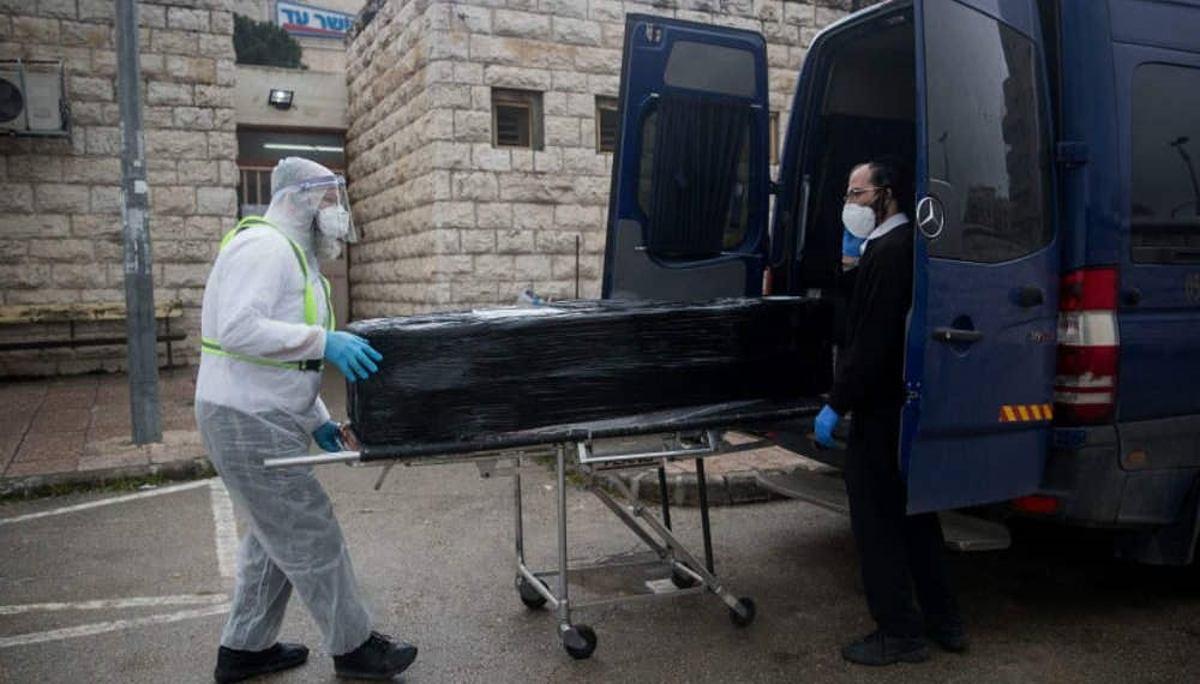 Coronavirus en Israel: 59 muertes en 24 horas