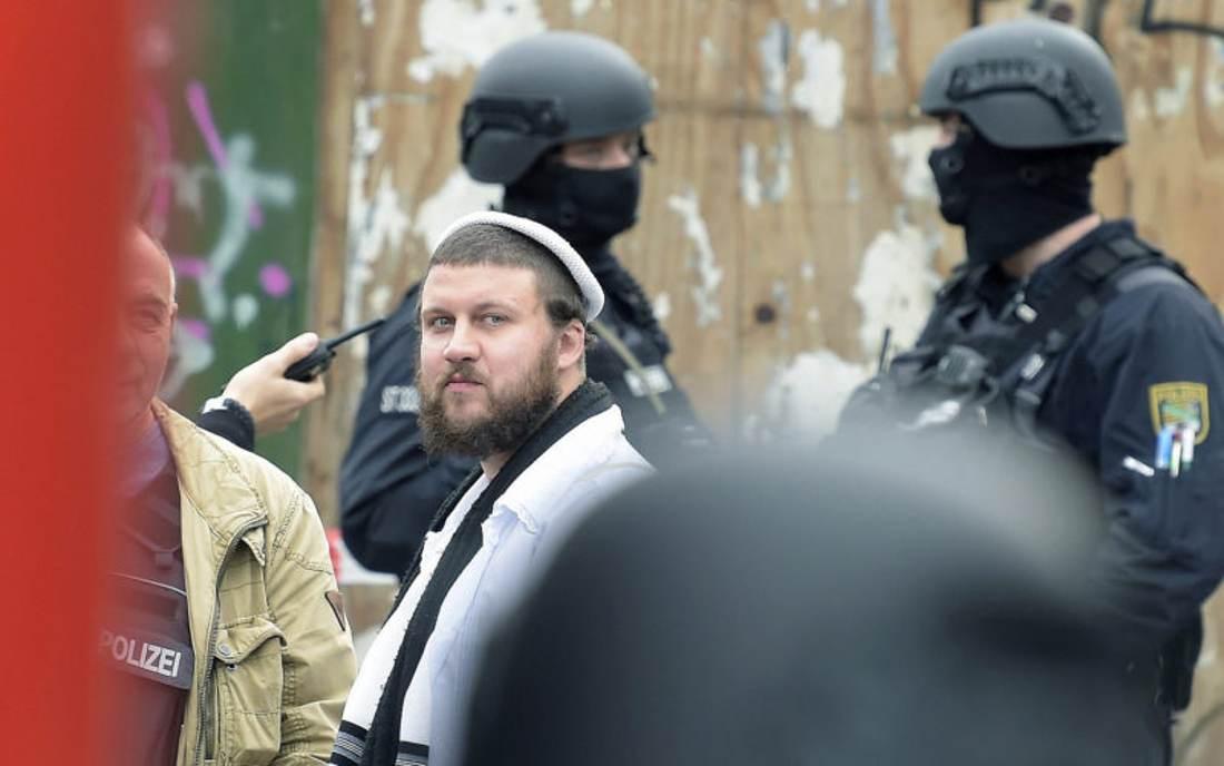 Alemania mejorará la seguridad en sitios judíos tras ataque antisemita