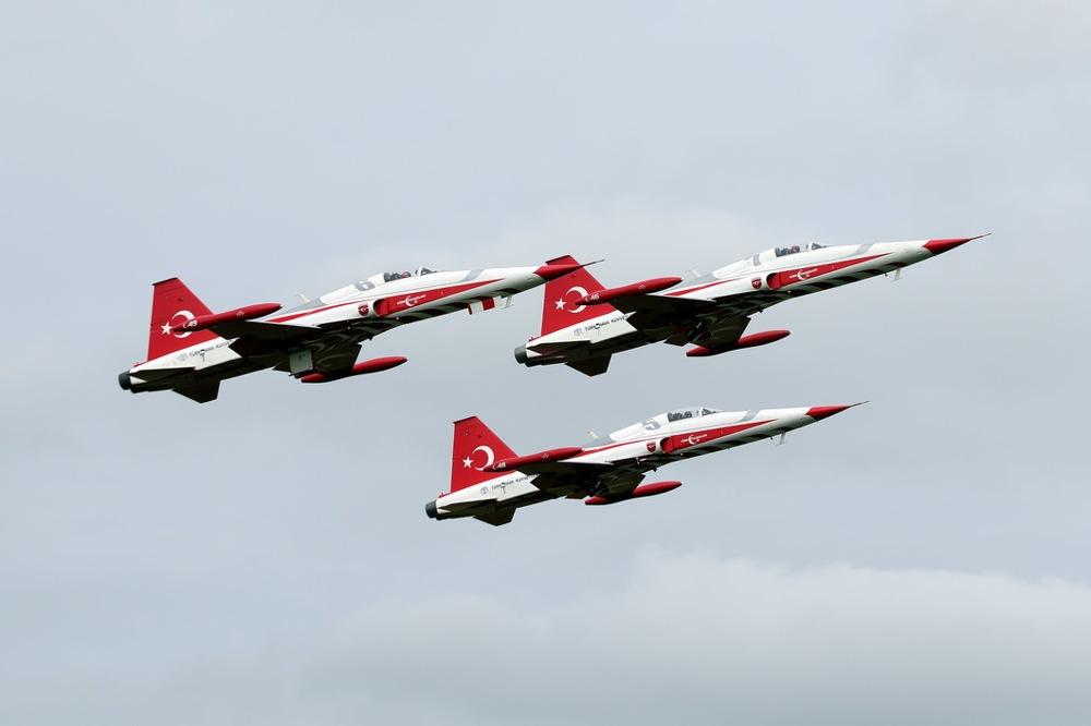 El poder aéreo de Turquía tiene problemas con aviones de quinta generación