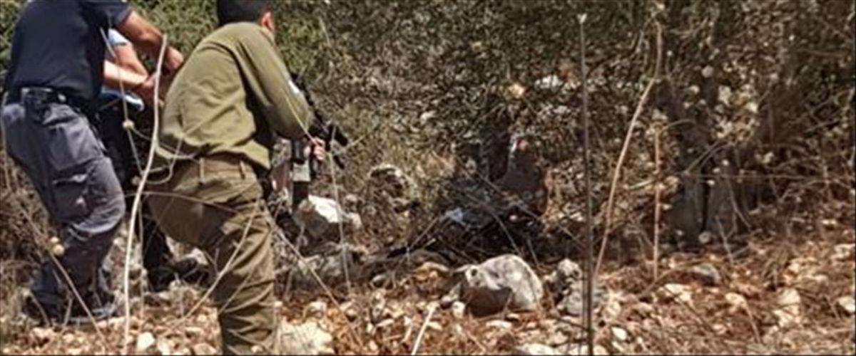 captura del terrorista