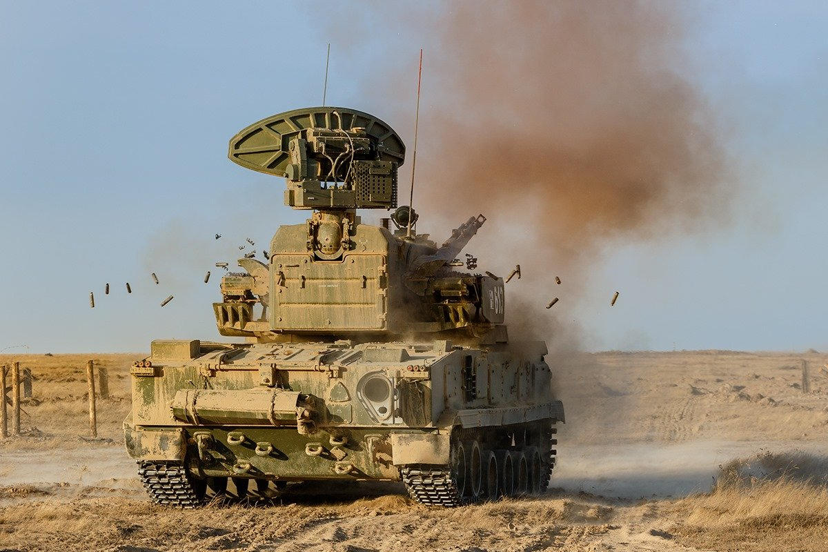 Rusia lanza ejercicio militar a gran escala Kavkaz-2020 3