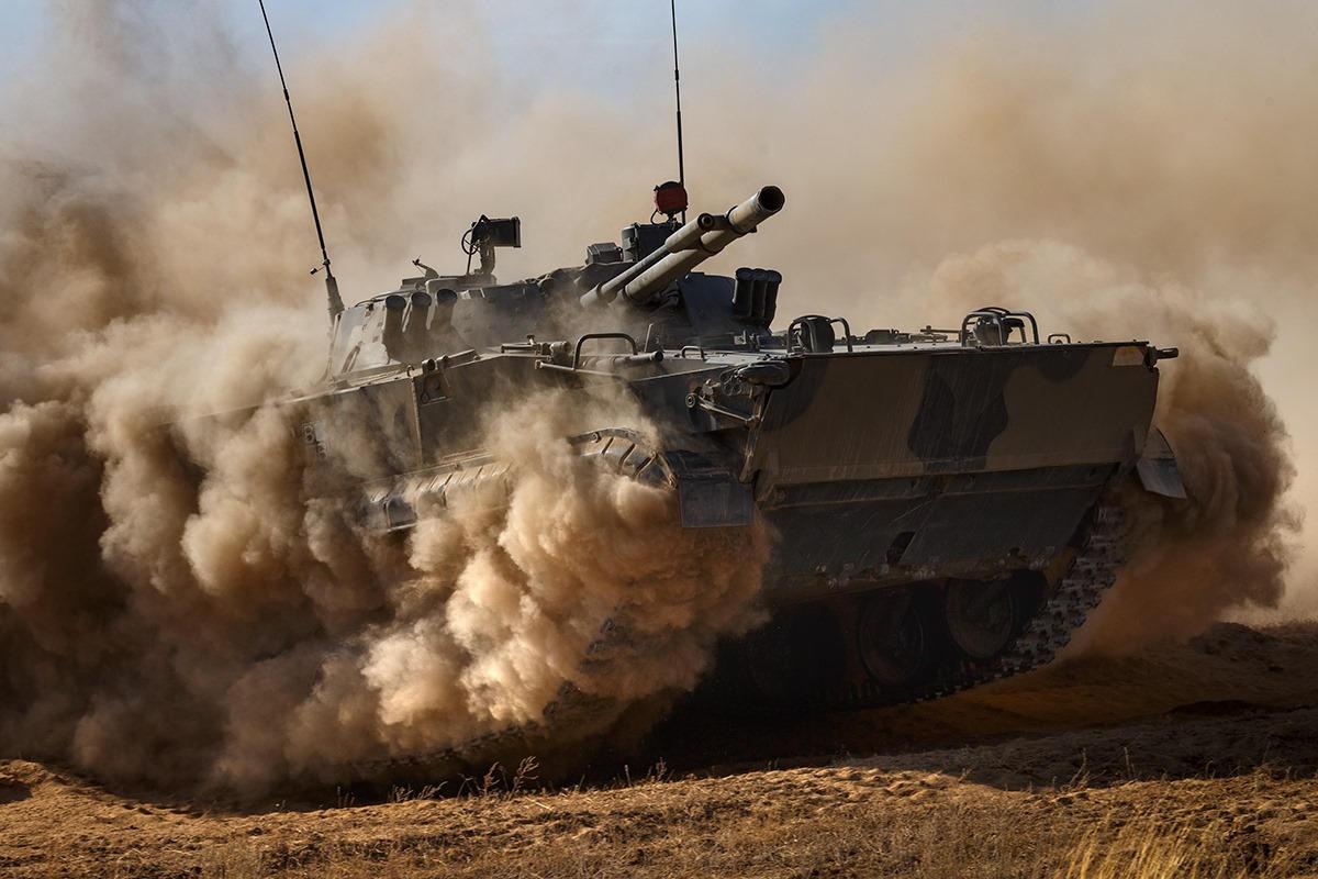 Rusia lanza ejercicio militar a gran escala Kavkaz-2020 4