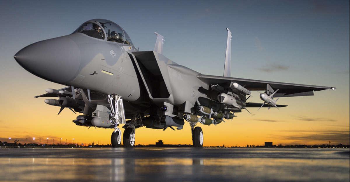 Fuerza Aérea de Israel procura adquirir escuadrón de cazas F-15EX