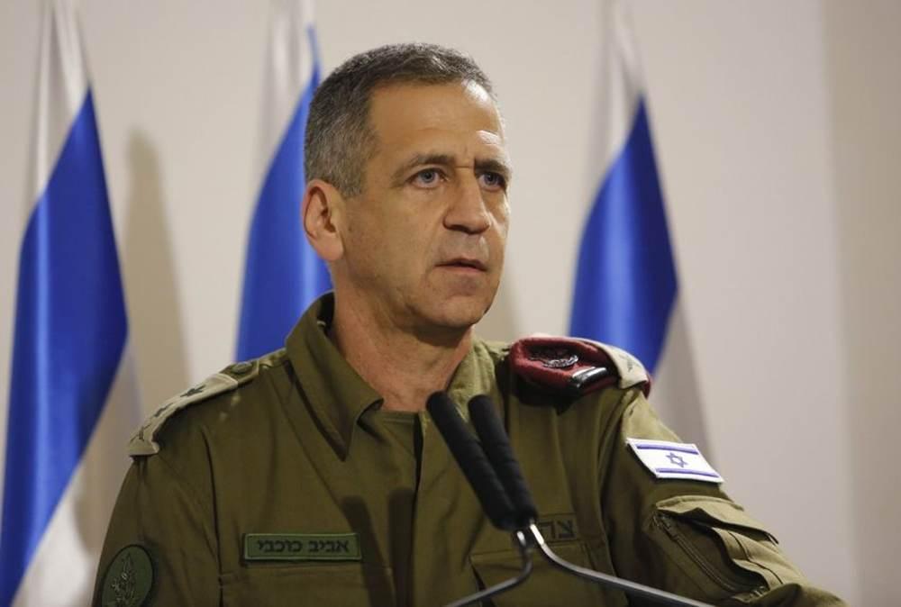 Jefe de las FDI ordena a las tropas prepararse para una estadía prolongada en sus bases