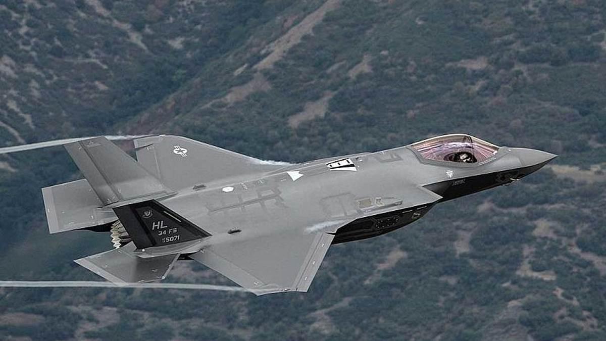 La Casa Blanca notifica al Congreso intención de vender F-35 a Emiratos