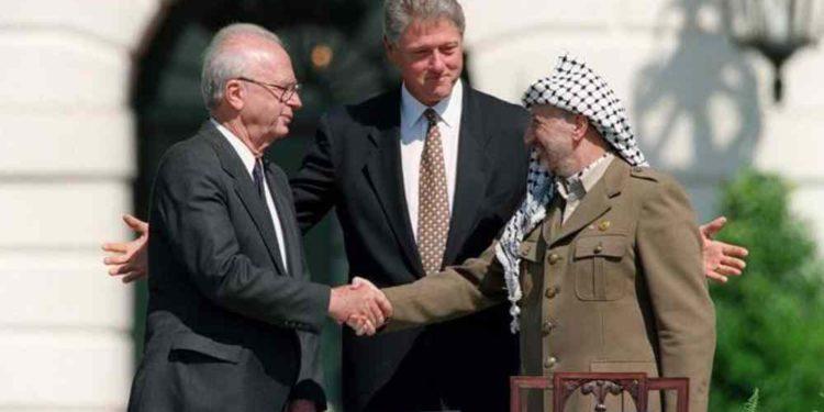 Después de 27 años de los fallidos Acuerdos de Oslo: Israel en un nuevo Medio Oriente