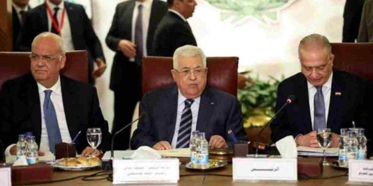 Autoridad Palestina insta a países árabes a rechazar el acuerdo entre Israel y EAU