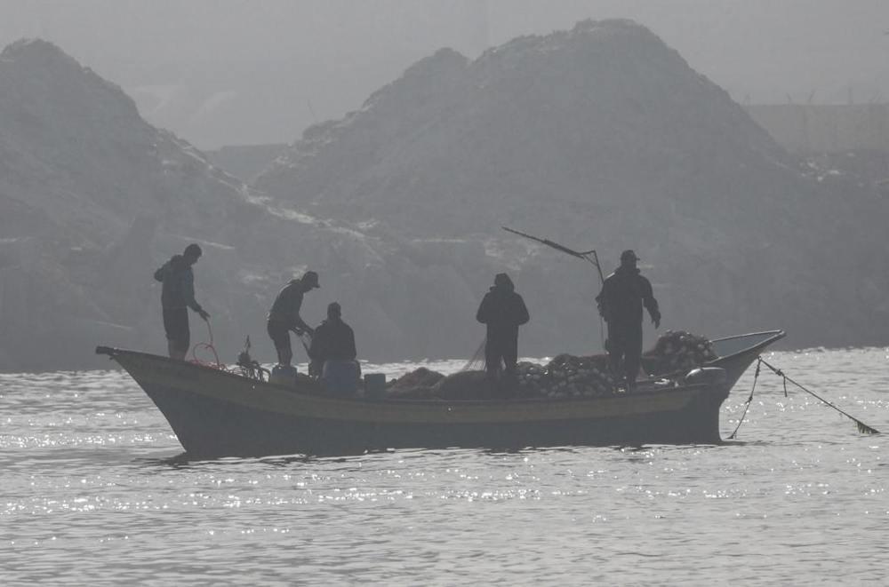 Egipto devuelve cuerpos de dos pescadores de Gaza disparados por su marina