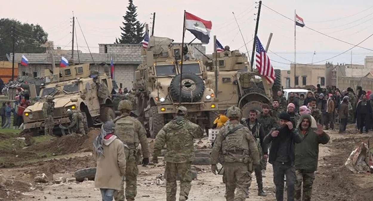 EE.UU. refuerza sus tropas en el este de Siria para contrarrestar el acoso de Rusia