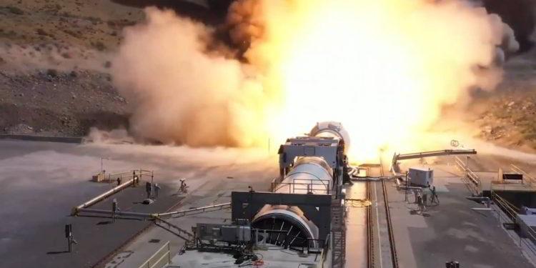 Impresionante video muestra la prueba del cohete más poderoso de la NASA