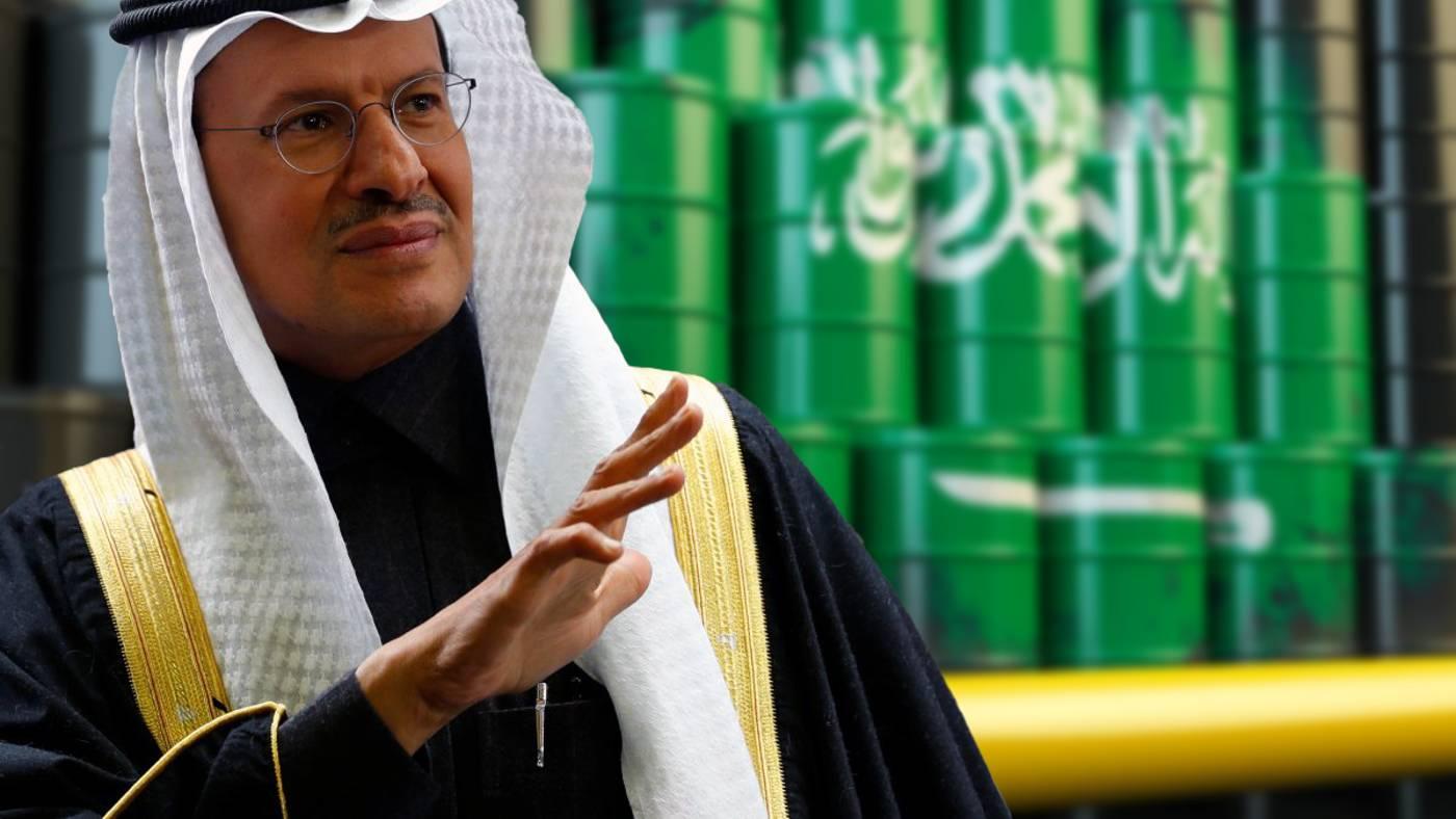 Arabia Saudita: Lo peor para el petróleo ha terminado