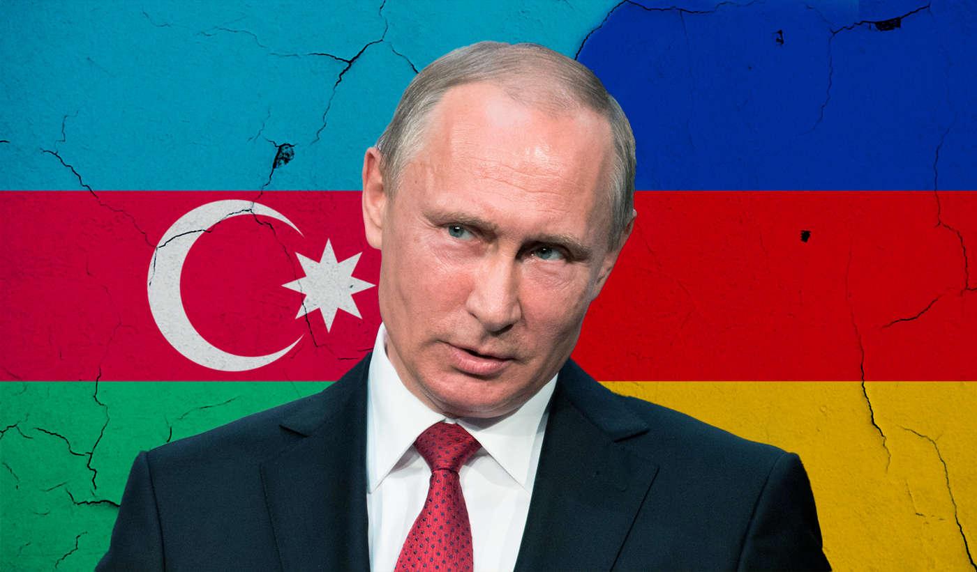 Qué busca Rusia al intentar mediar entre Azerbaiyán y Armenia