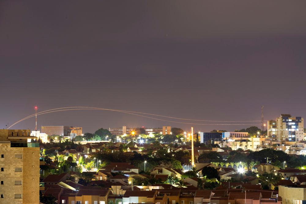 Terroristas de Gaza atacaron con cohetes el sur de Israel