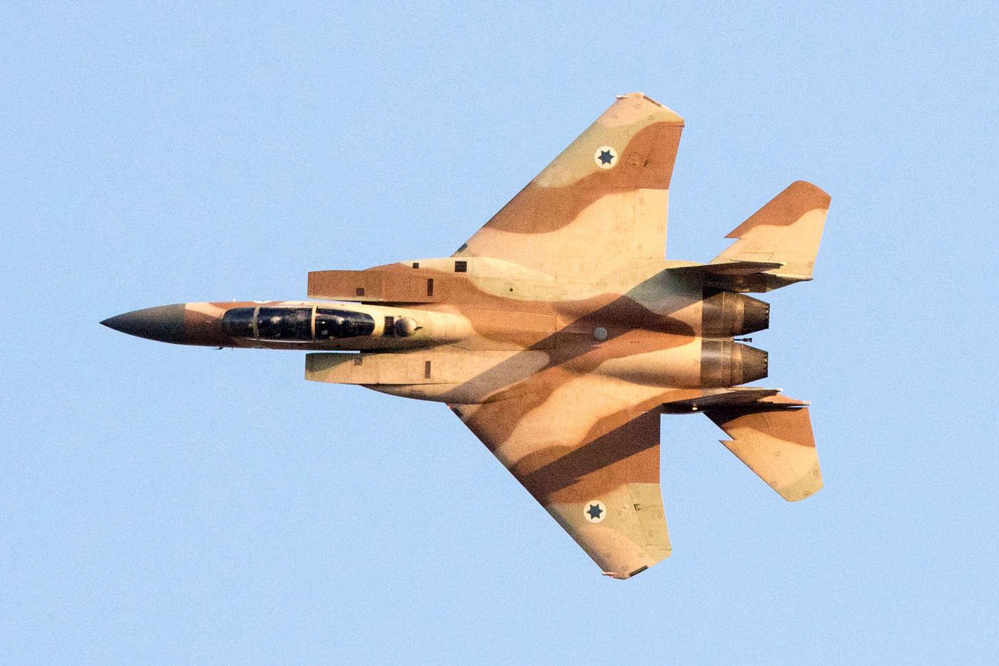 F-15I: La exitosa versión israelí del famoso Strike Eagle