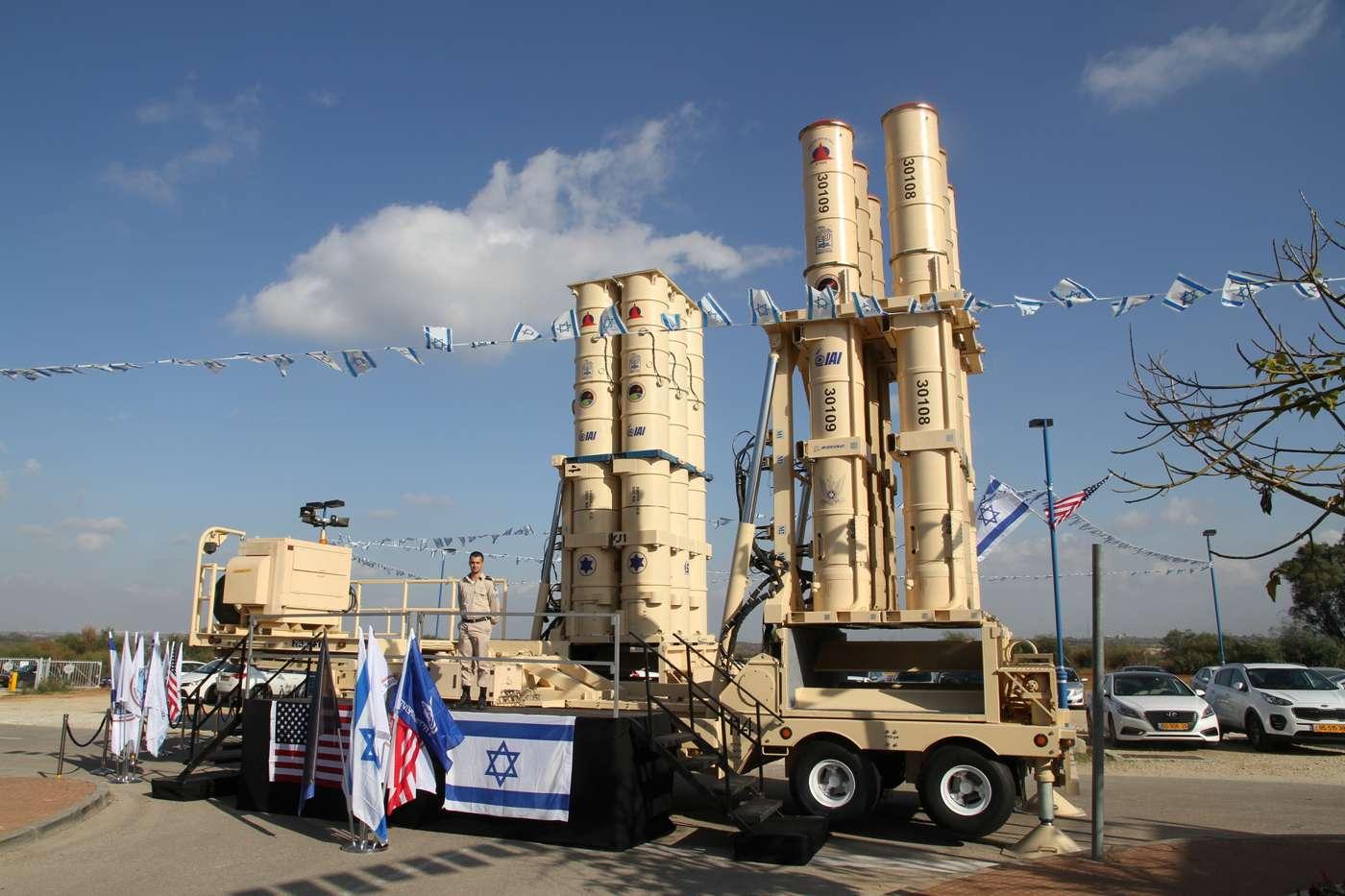 Estados del Golfo buscan sistemas de defensa de misiles de Israel