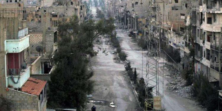 Milicias iraníes cambian el nombre de las antiguas calles de Siria