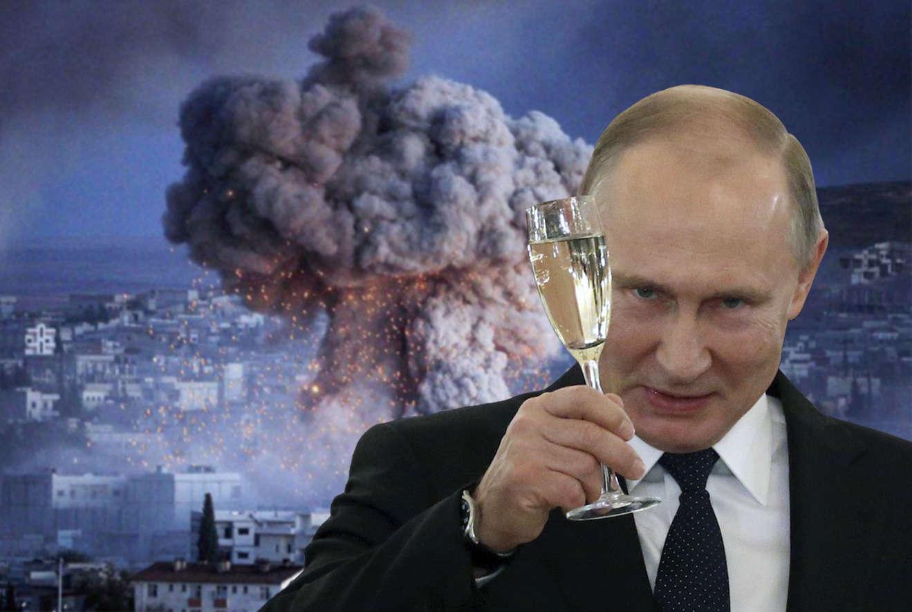 Rusia quiere intercambiar refugiados sirios por dinero
