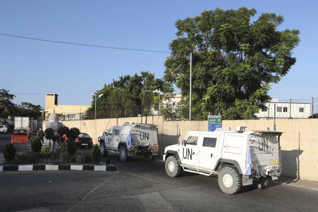 Declaración conjunta sobre conversaciones entre Israel y el Líbano