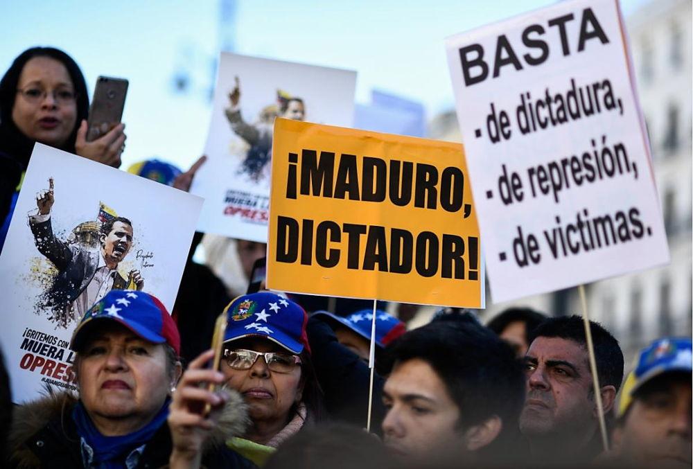 El decimotercer fraude electoral de Venezuela