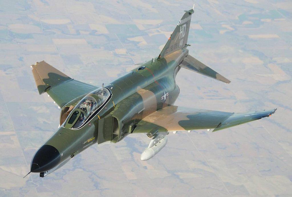 F-4 Phantom americanos