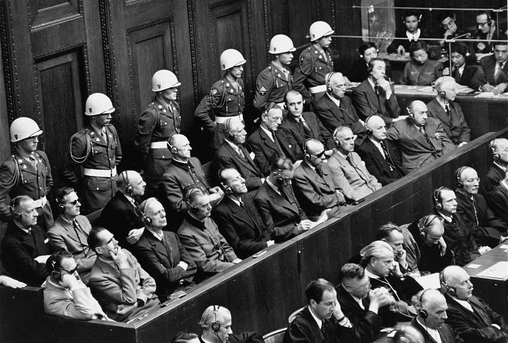 Hoy en la historia judía: Se inician los Juicios de Nüremberg
