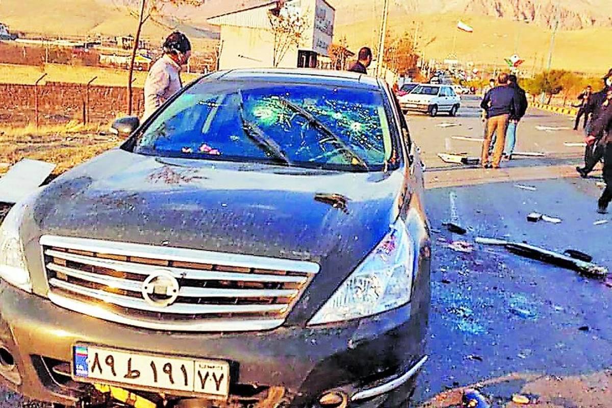 Mohsen Fakhrizadeh fue asesinado con una ametralladora a control remoto
