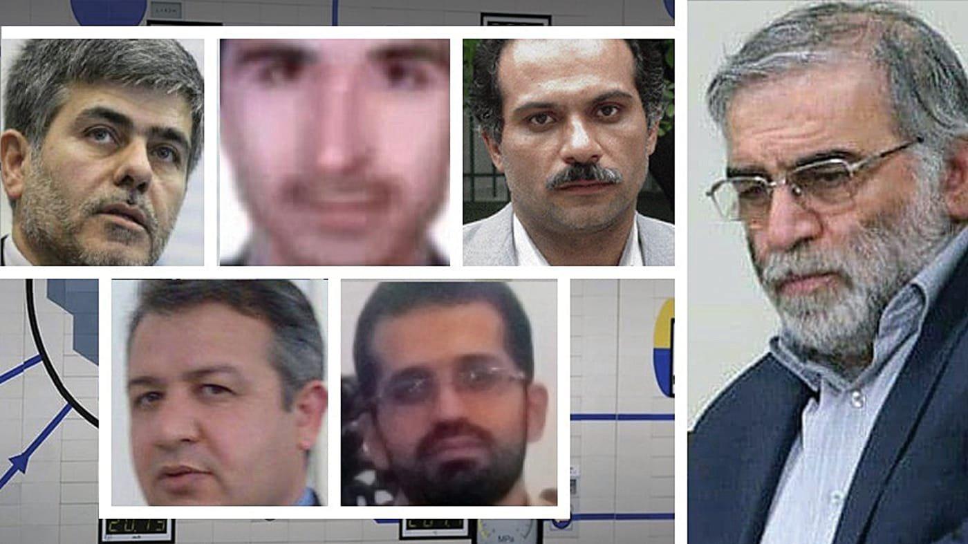 Cinco científicos en diez años: Físicos nucleares de Irán son los principales objetivos