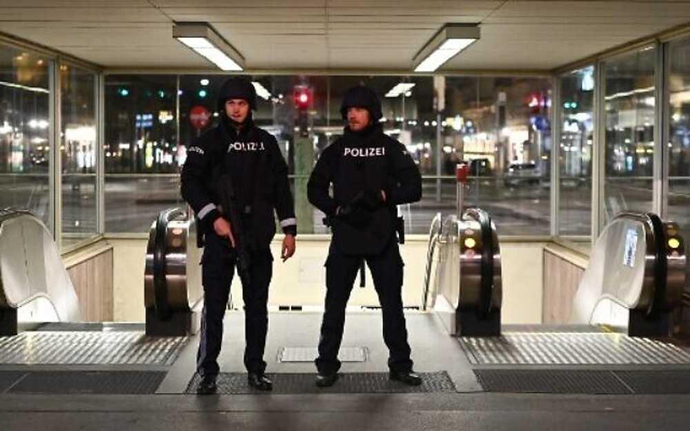 policia viena