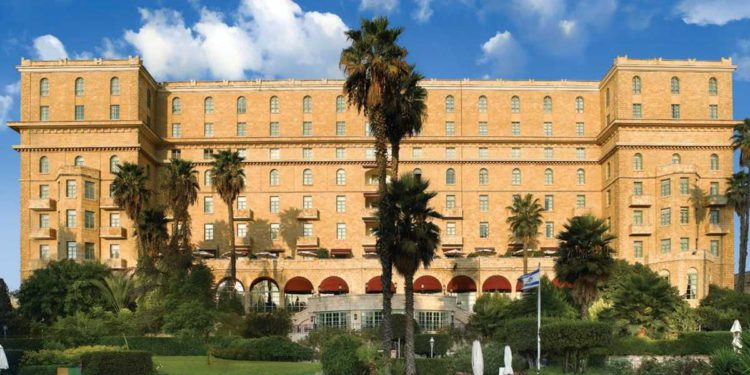 Emblemático Hotel Rey David de Jerusalem celebra su 90º aniversario