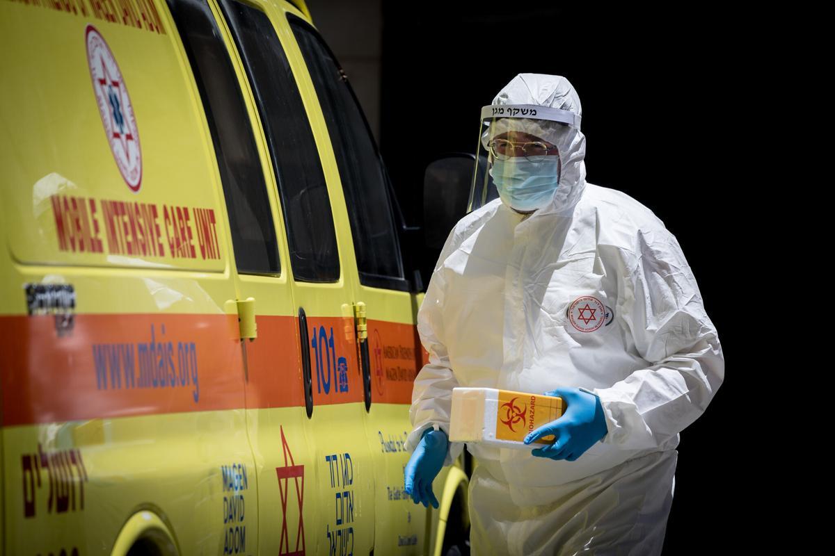 117 casos más de mutación del coronavirus británico en Israel