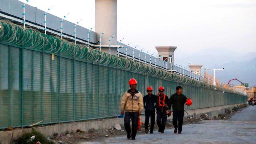 campo de concentracion uigures