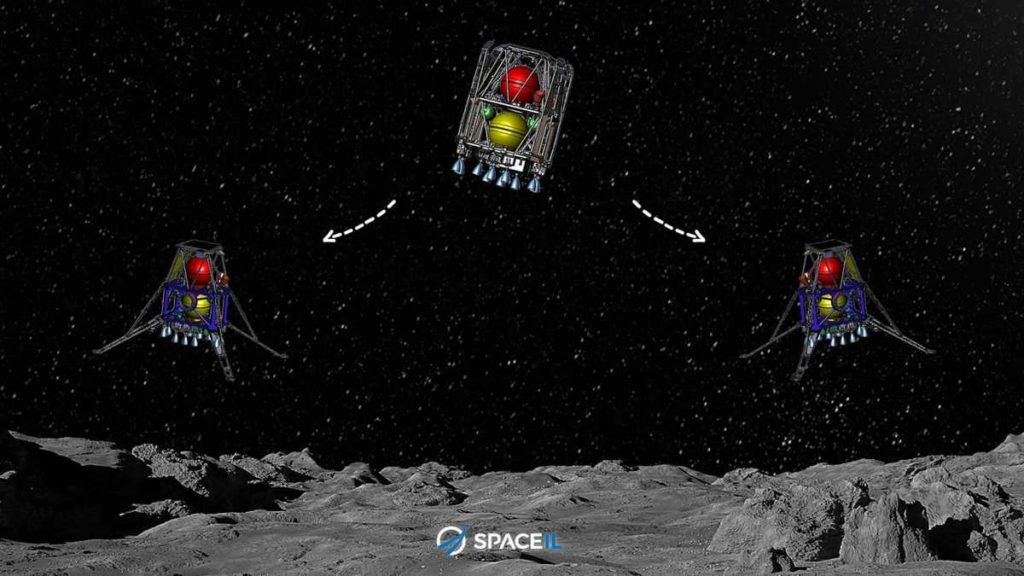 Bereshit 2: Se revela la segunda nave lunar de Israel