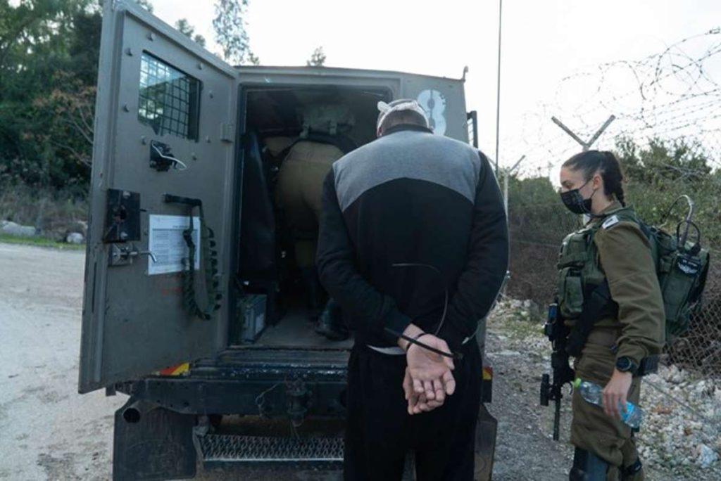 Terrorista árabe capturado confesó haber asesinado a Esther Horgan