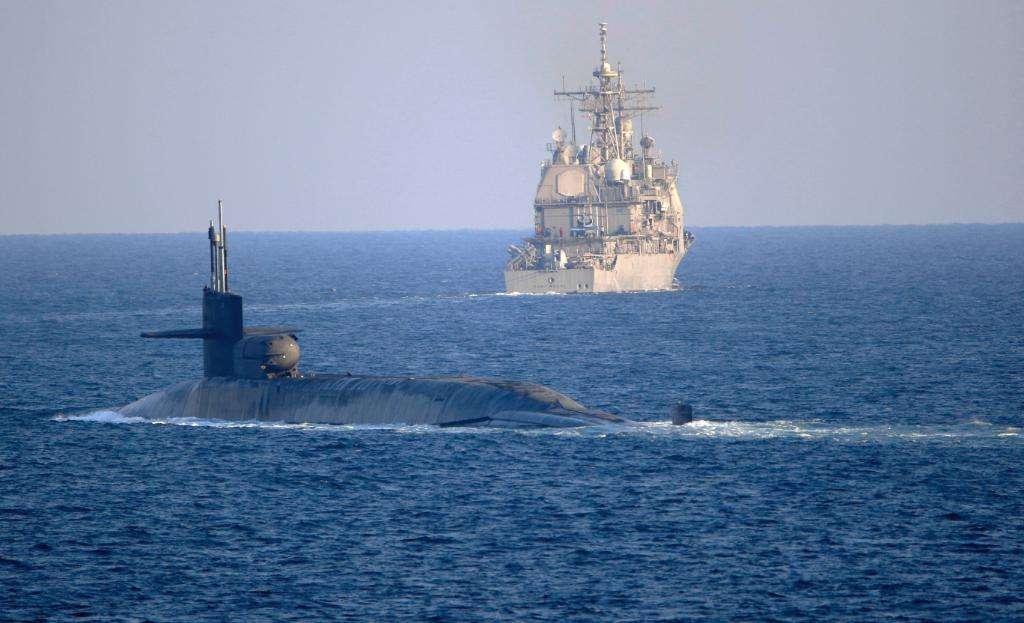 """Submarino nuclear de Israel cruza el Canal de Suez: """"Advertencia a Irán"""""""
