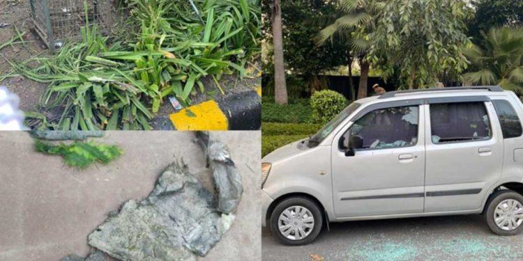 Mossad involucrado en investigación de explosión cerca de embajada israelí en India
