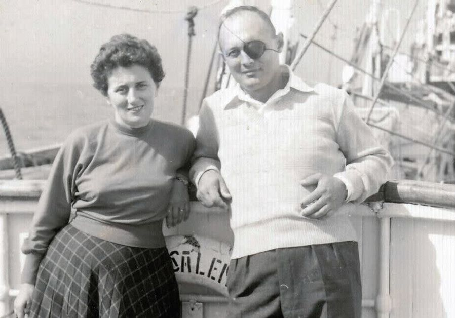 Ruth y Moshe