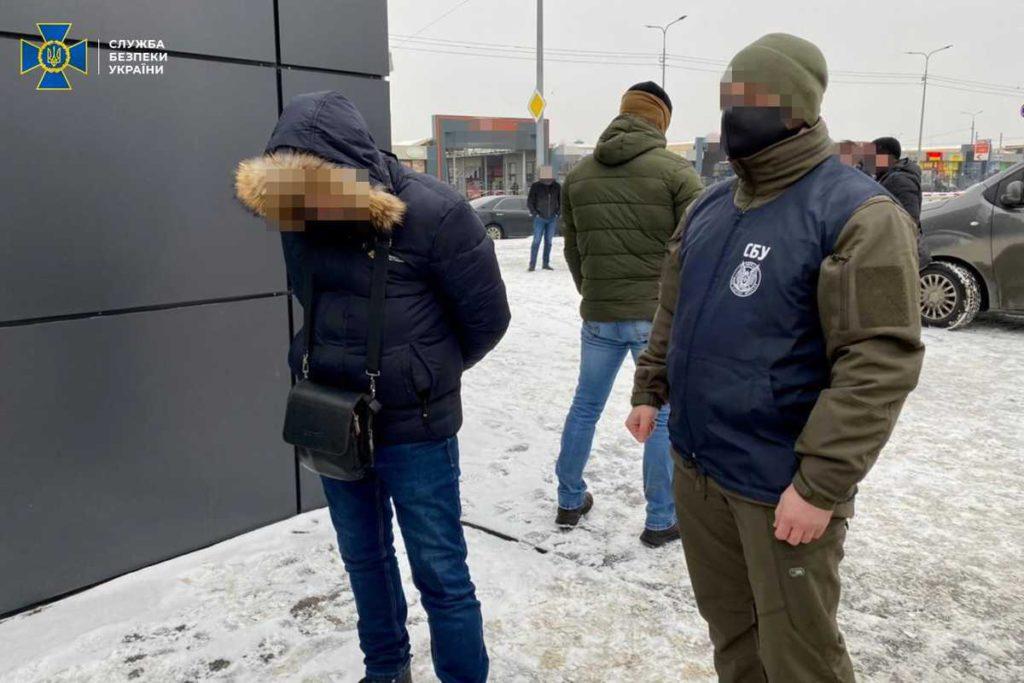 SBU espia ruso
