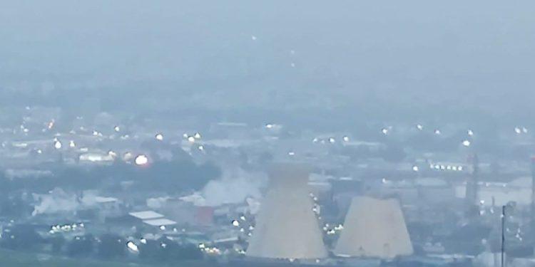 Explosiones de la industria petroquímica de Haifa sorprenden a los residentes