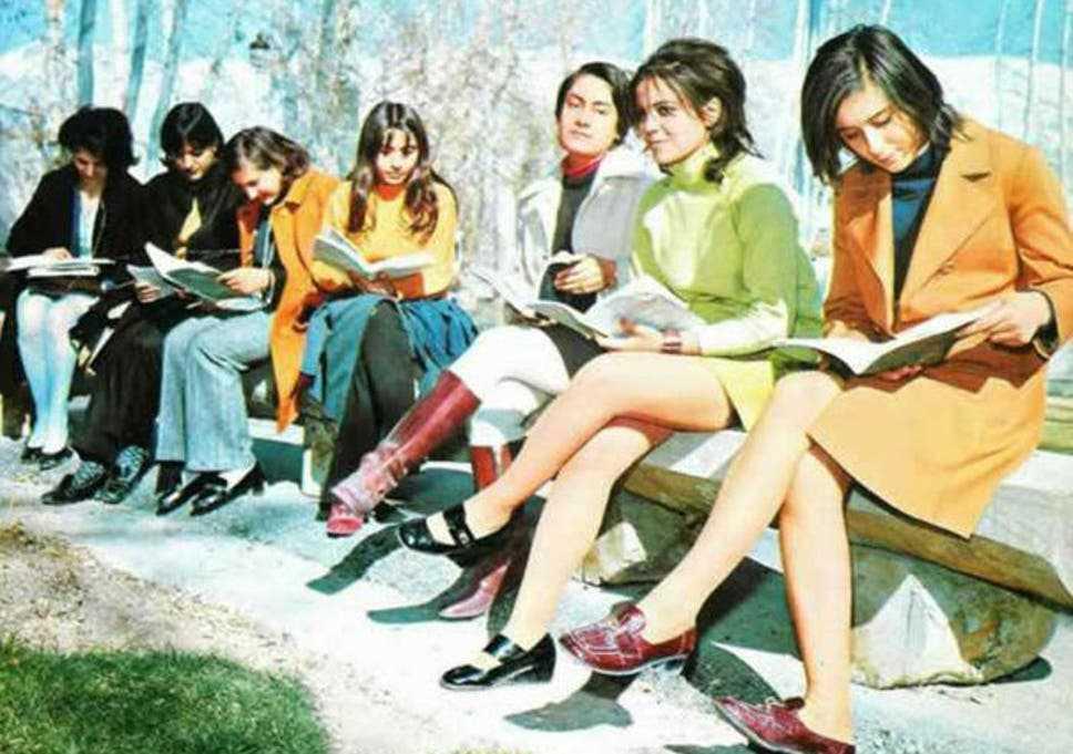 mujeres iranies