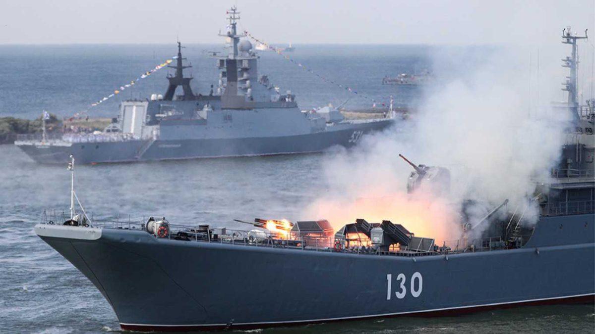 Rusia, China e Irán realizarán próximamente ejercicios navales conjuntos en el océano Índico